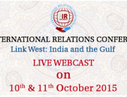 3RD iNTERNATIONAL RELATIONS CONFERENCE, PUNE.