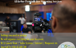 all in one webcast